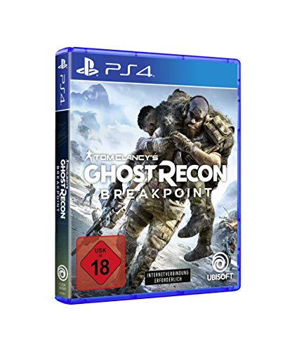 Tom Clancy's Ghost Recon Breakpoint Standard | Uncut - [PlayStation 4]