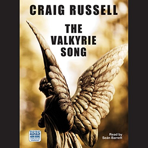 The Valkyrie Song audiobook cover art
