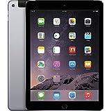Apple iPad Air 2 MH2M2LLA_Space_Gray 9.7in Cellular Unlocked (GSM) + WiFi 64GB iPad- Tablet (Renewed)