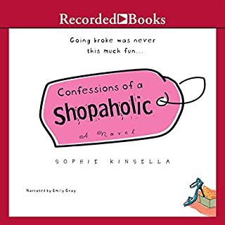 Confessions of a Shopaholic cover art