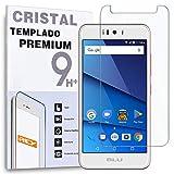 Protector de Pantalla para BLU R2 LTE, Cristal Vidrio Templado Premium