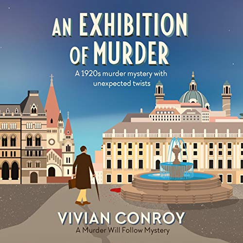 An Exhibition of Murder cover art