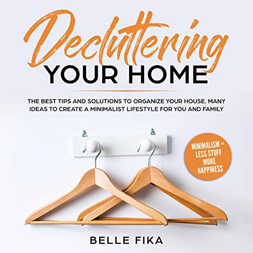 Decluttering Your Home cover art