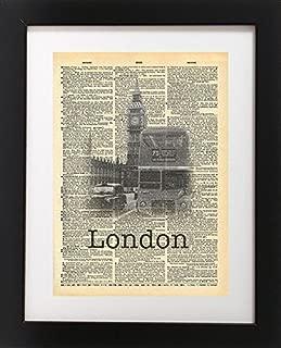 Best vintage london decor Reviews
