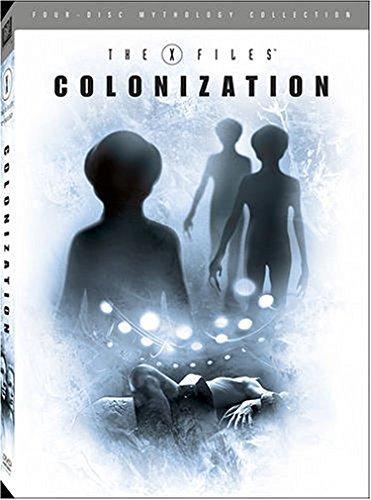 X-Files 3: Mythology - Colonization [DVD] [1994] [Region 1] [US Import] [NTSC]