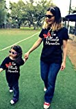 2 Shirts- disney fan Mommy and Me So Minnie Memories Shirts, family matching, Minnie Me, matching mother daughter outfit mickey mouse