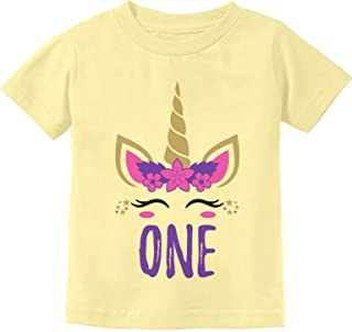 Gift for 1 Year Old Baby Girl 1st Birthday Gift Unicorn Infant Kids T-Shirt