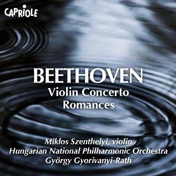 Beethoven, L. Van: Violin Concerto / Romances