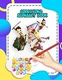 Code Lyoko Alphabet Book: Code Lyoko Alphabet Book for kids ,Preschool writing Code Lyoko Workbook with Sight words for Code Lyoko, Kindergarten Kids. ABC print Code Lyoko handwriting book