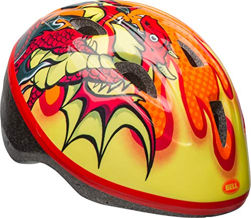 Bell 7084249 Infant Sprout Bike Helmet, Orange/Tang Drake ,47-52cm