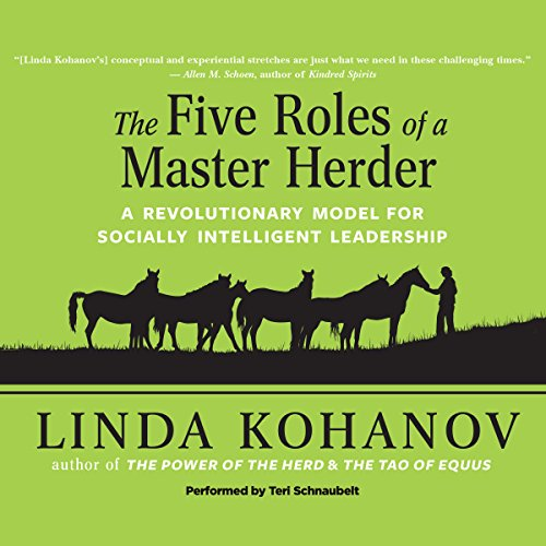 Five Roles of a Master Herder audiobook cover art