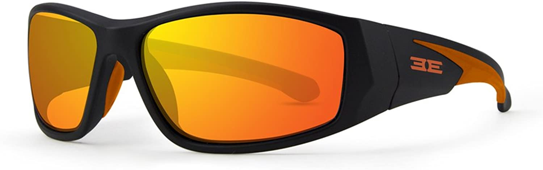Epoch 12 Black orange Frame with orange Mirror Lens