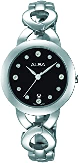 Alba Casual Watch For Women Analog Stainless Steel - AH7G99X