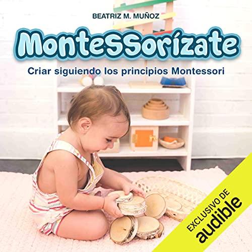 Diseño de la portada del título Montessorízate
