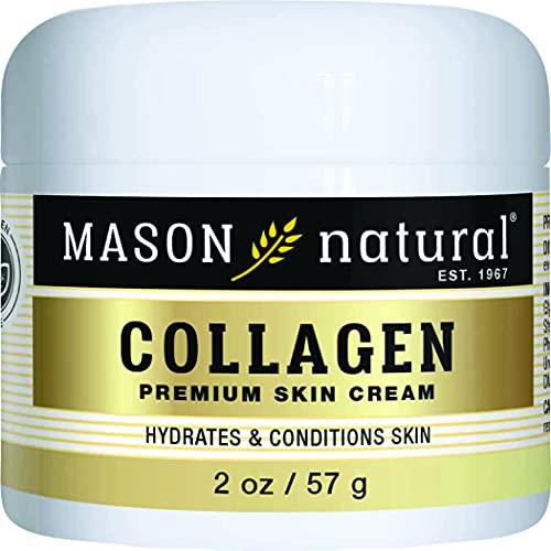 Crème de beauté au collagène 100 % pur, 60 ml, 1 Jar 2 oz., 1