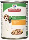 Hills Pet Nutrition S.L. SP Canine Puppy Pollo 12 Latas / 370Gm 8036M Hills 5000 g