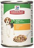 Hills Pet Nutrition S.L. SP Canine Puppy Pollo 12 Latas / 370Gm 8036M Hills 5000 g