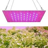 ZXNQ Lámpara de Planta, Luces de Planta, Espectro Completo LED Lámpara de Crecimiento Regulable Luz como el Sol para Plantas de Interior Invernadero Hidropónico,45W