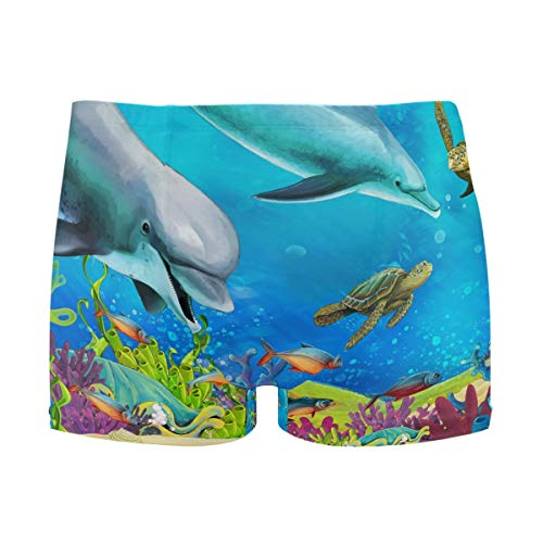 LUPINZ Herren Badehose The Coral Reef Gr. 56, 1