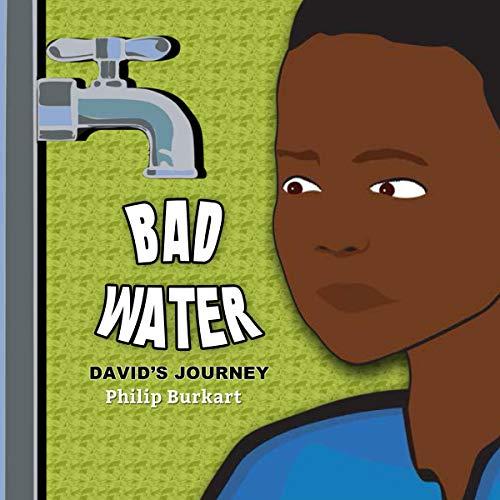 Bad Water audiobook cover art