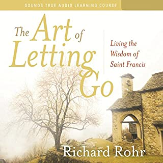 The Art of Letting Go audiobook cover art