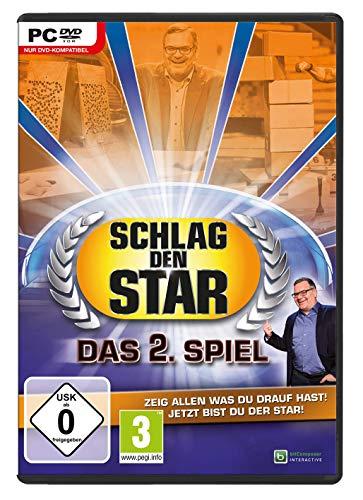 Schlag den Star - Das 2. Spiel