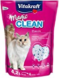 Vitakraft - Lettiera per Gatti Magic Clean 15525, per 4...