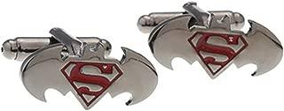 batman vs superman cufflinks