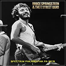 Bruce Springsteen & E Street Band - Spectrum Philadelphia Pa 1976