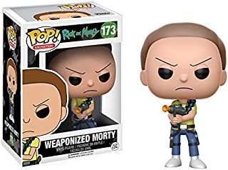 Best weaponized morty funko Reviews