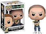 Funko 12440 Rick & Morty: Weaponized Morty - Figurina de vinilo...