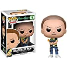 Funko 12440 Rick & Morty Actionfigur Rick Weaponized Morty