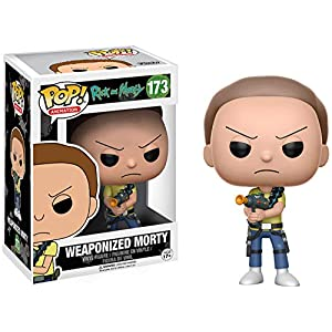 Funko Pop Morty Armado (Rick & Morty 173) Funko Pop Rick & Morty