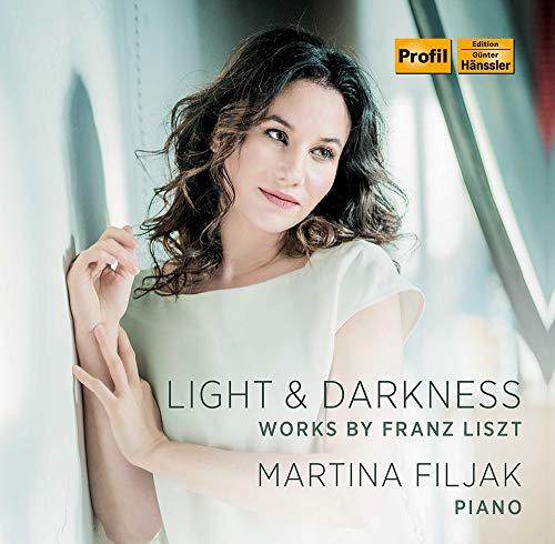 Light & Darkness-Piano Works By Liszt & Donizett - KLASSIK - GESCHENKEMPFEHLUNG