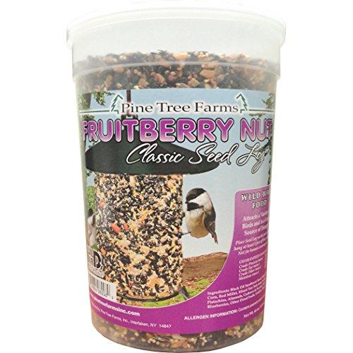 Fruit Berry Nut Seed Log 72 oz.