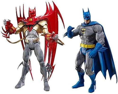 DC UNIVERSE CLASSICS DCユニバース クラシックス 6インチフィギュア アズラエル バットマン & バットマン