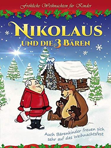 Nikolaus und die 3 Bären