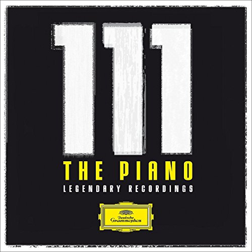 111 the Piano (111 Legendäre Aufnahmen) Limited Edition