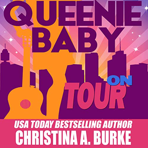 Queenie Baby: On Tour audiobook cover art