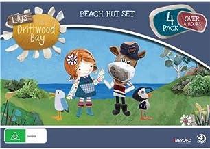 Lily's Driftwood Bay: Beach Hut Set 4-DVD Set