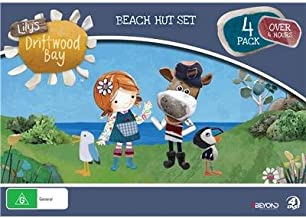Lily's Driftwood Bay: Beach Hut Set 4-DVD Set