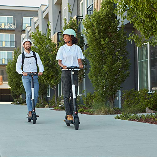"""Gotrax XR Elite Electric Scooter, 18.6 Miles Long-range Battery, Powerful 300W Motor Up to 15.5 MPH, 8.5"""" Pneumatic Tires, UL Certified Adults Electric Commuter Scooter"""