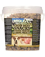 Arquivet Snacks para perro - Carne fresca de pollo de granja - Golosinas para perro - Chuches para perro - Snacks naturales para perro - Premios y recompensas perros - 800 g