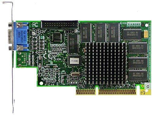 Diamond Viper V550 SDR AGP-Grafikkarte ID506