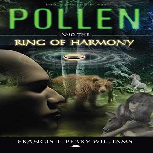 Pollen and the Ring of Harmony audiobook cover art