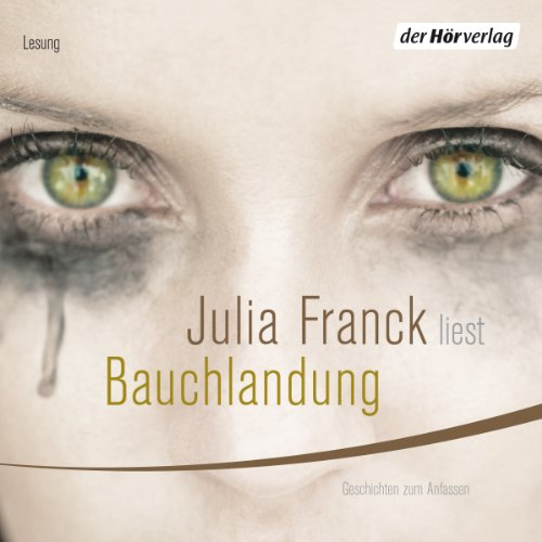 Bauchlandung audiobook cover art