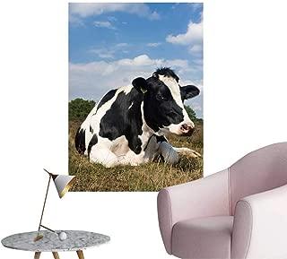 Modern Decor Holstein Cow Ideal Kids Decor or Adults,28