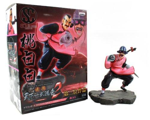 Banpresto Dragon Ball Scultures Zoukei Tenkaichi Budoukai 2 Mercenary Tao Pai Pai 6\