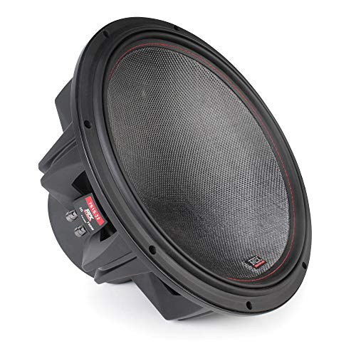 """MTX Audio 7515-22 75-Series 15"""" 750W RMS Dual 2-Ohm Subwoofer"""