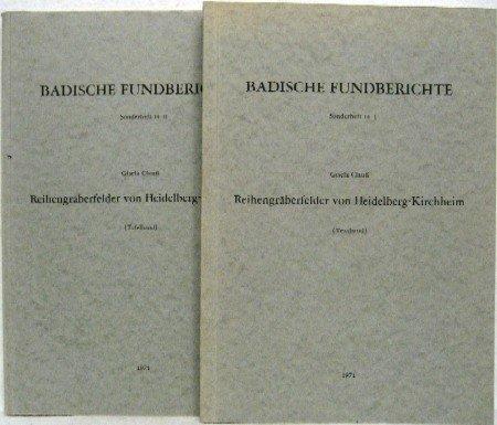 Reihengräberfelder von Heidelberg-Kirchheim.
